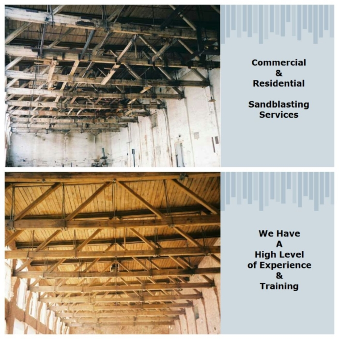 Commercial & Residential Sandblasting Services