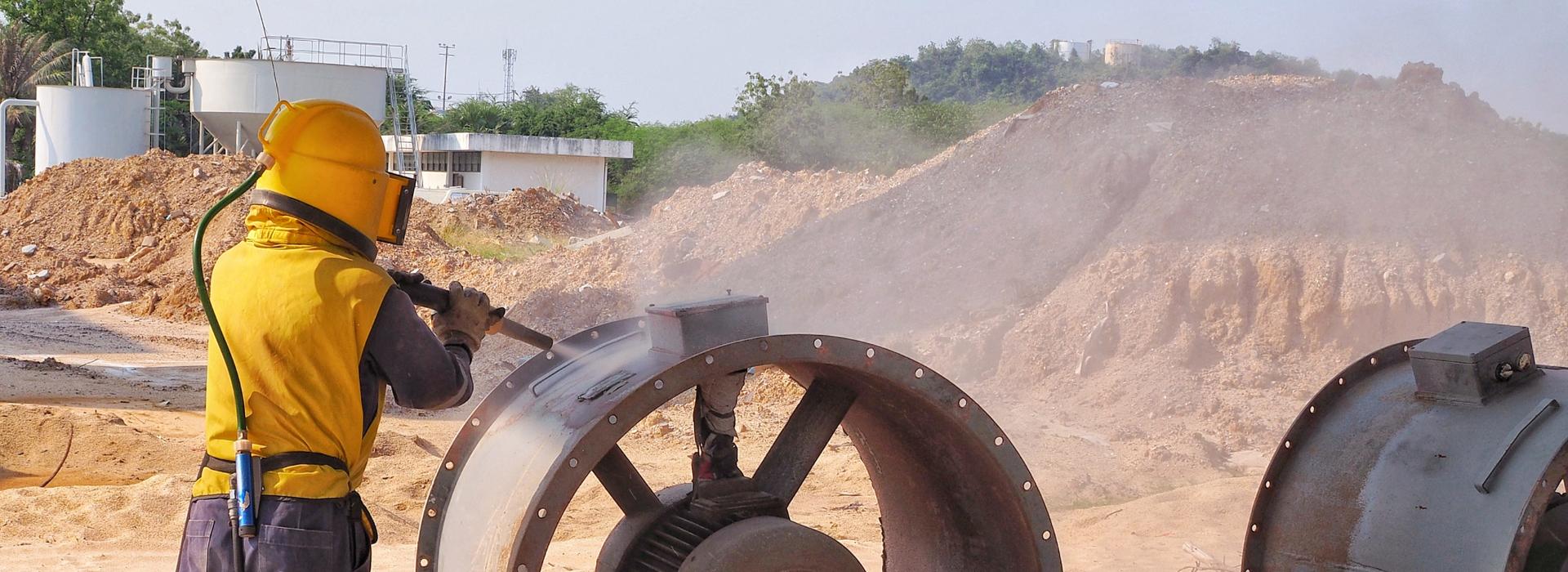 Metal and Steel Restoration